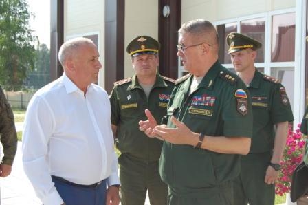 Встреча с Главой Удмуртской Республики