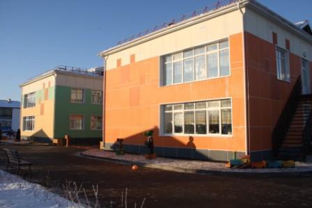 Детский сад на 160 мест в п. Кизнер