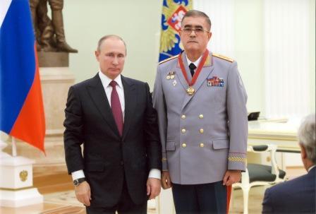 Путин Капашин