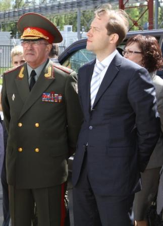 В.Капашин и Д.Мантуров