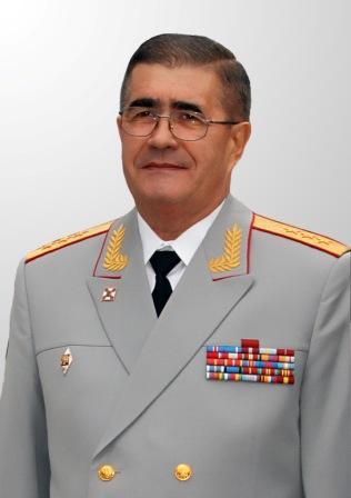 Генерал-полковник Валерий Капашин