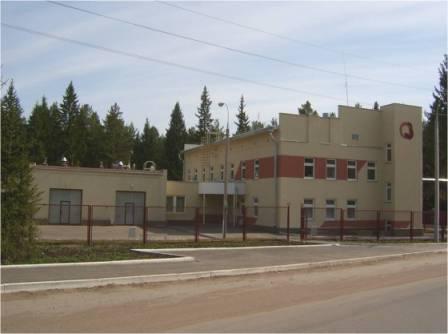 Здание скорой помощи